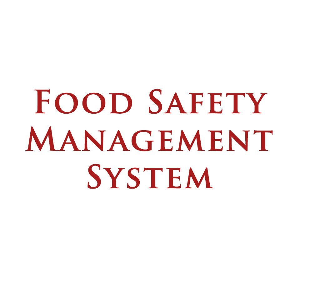thesis on food safety management