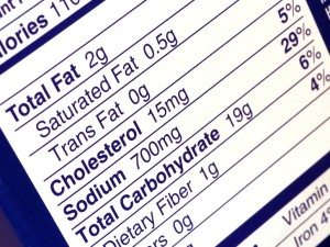 FSSAI Proposes Amendments to Regulations for Declaration of Trans Fat Content on Labels