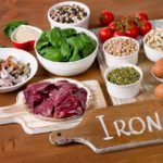 Recommended Daily Allowance can help deal with Iron deficiency