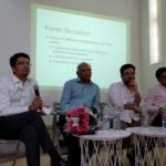 """Healthy Discussion on """"Food Safety and Current Challenges"""" at Oxford Book Store"""